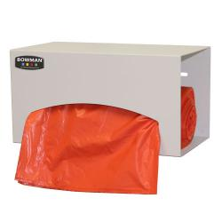 Bag Dispenser - Single, large capacity