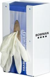 Single Glove Box Dispenser with Adjustable Spring