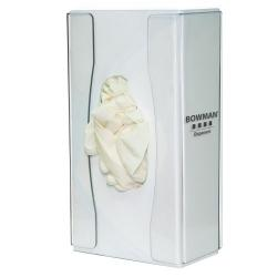 Food Service Glove Box Dispenser - Single, clear plastic