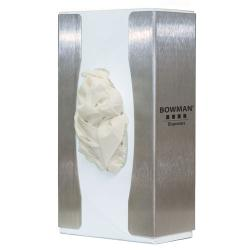 Food Service Glove Box Dispenser - Single, stainless steel