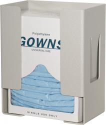 Gown Dispenser, universal boxed