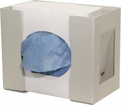 Shoe Cover/Bouffant Cap Dispenser, universal boxed
