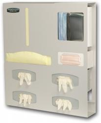 Protection Organizer, all aluminum, quad