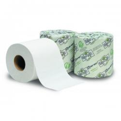 Bathroom/Toilet Tissue, Green Seal Certified, 2-ply [48 rolls]