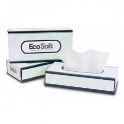 Facial Tissues, Green Seal® Certified [case of 30 boxes]