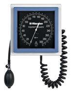 Riester Big ben Large Face Aneroid Sphygmomanometer, square dial, wall model