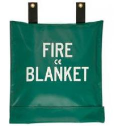 Fire Blanket and Bag