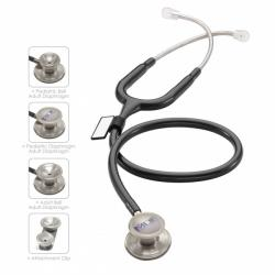 MDF MD One Epoch Titanium Dual Head Stethoscope