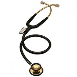 MDF MD One 22K Gold Edition Stainless Steel Dual-Head Stethoscope, Adult