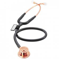 MDF MD One Stainless Steel Dual Head Stethoscope - Rose Gold