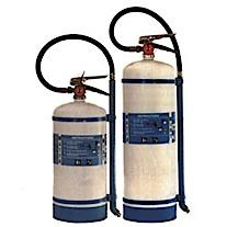 MRI Certified Fire Extinguisher (H2O), 1 3/4 Gallon
