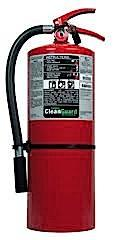 MR Tested Fire Extinguisher, Rechargeable (BC) Carbon Dioxide