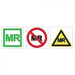 MRI ASTM Labels, pack of 30
