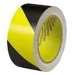 Yellow/Black Vinyl Safety Tape
