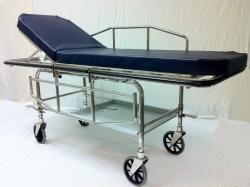 Stainless Steel Non-Magnetic Bariatric Stretcher