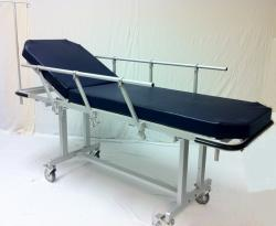 MR Conditional Bariatric Aluminum Non-Magnetic Stretcher