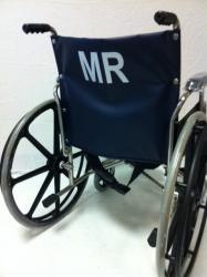 MR Conditional Wheelchair