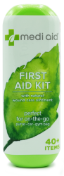 Medi aid on the go Naturals First Aid Kit
