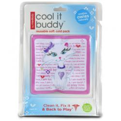 Cool It Buddy Reusable Ice Pack, Animal design