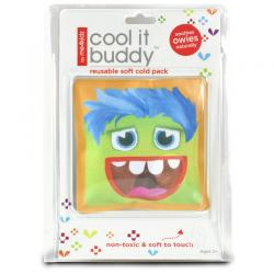 Cool It Buddy Reusable Ice Pack, Dude design