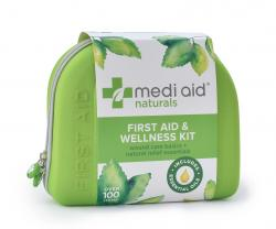 Medi aid First Aid & Wellness Kit