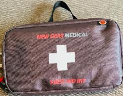 New Gear Medical Saviour - First Aid Kit, Grey