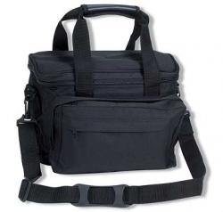 Padded Medical Bag, extra heavy black nylon