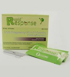 Rapid Response Urine Pregnancy Test Cassettes