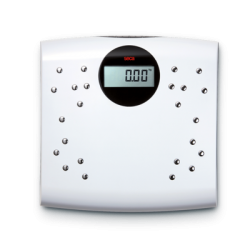 seca Digital non-medical Scale with body fat/body water analysis
