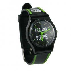"""Trauma Queen"" Novelty Watch"